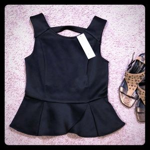 New with tags BCBG blouse